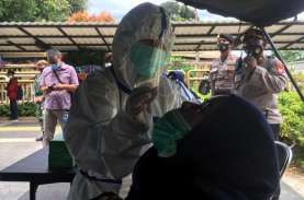 Mantap! TNI-Polri Adakan Rapid Test Antigen Gratis…