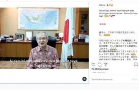 Dubes Ishii Masafumi Kembali ke Jepang, Ini Pesannya ke Warga Indonesia