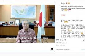 Dubes Ishii Masafumi Kembali ke Jepang, Ini Pesannya…