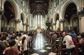 Jelang Misa Natal, Intel dan Tim Gegana Dikirim ke Gereja Katedral