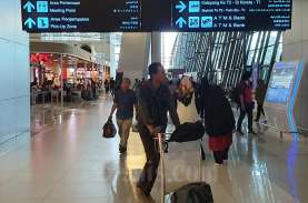 Libur Natal, Bandara Soekarno-Hatta Dominasi Penumpang…