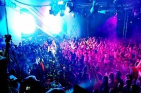 Pengunjung Hiburan Malam di Bandung WajibTunjukkan…