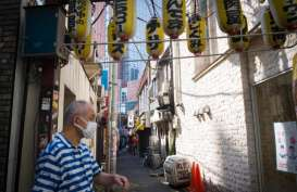Penjualan Ritel Jepang Turun ke Level Terendah Sejak 2010