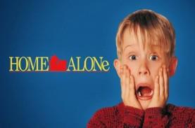 Rumah Film Home Alone Direplikasi jadi Kue, Bakernya…