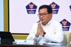 Update Covid-19: Kasus Positif Tambah 7.259, DKI Jakarta…