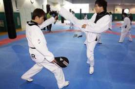 Atlet Taekwondo Sumatra Utara Incar Medali Emas PON…
