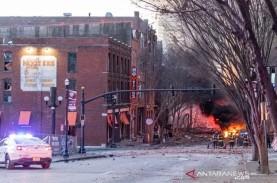 Ledakan Mobil saat Natal di Tennessee, Diawali Ada…