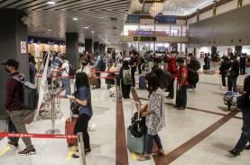 Bandara Juanda Layani 155.893 Orang Penumpang Sepekan…