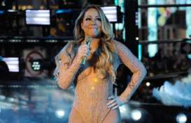 Lagu Natal All I Want for Christmas is You Mariah Carey Pecahkan Rekor di Spotify