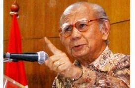 Emil Salim Usul 4 Prioritas Pembangunan 2021, Termasuk Penanganan Covid-19