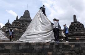 Tes Antigen Wisatawan di Borobudur Dapati Dua Orang Positif Covid-19