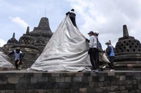 Tes Antigen Wisatawan di Borobudur Dapati Dua Orang…