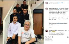 CEO Paytren Hari Wibowo Berpulang, Yusuf Mansur: Dedikasinya Luar Biasa
