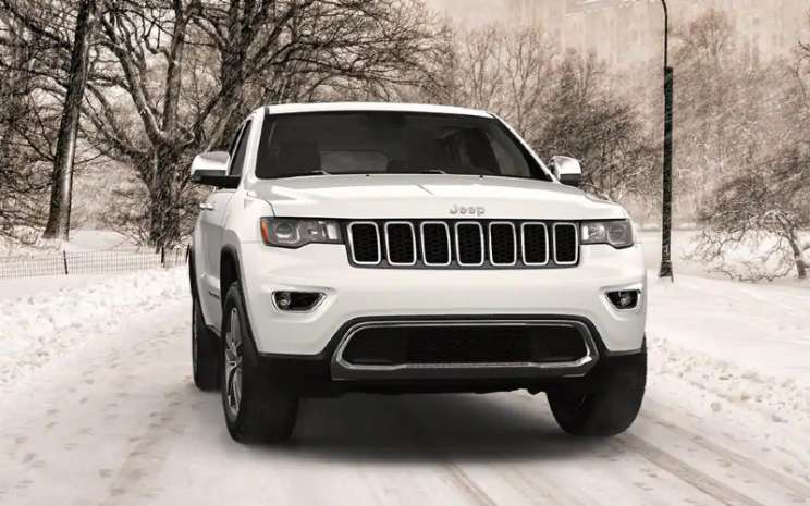 Grand Cherokee Limited Winter 2021.  - Jeep