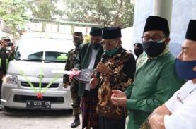 Wali Kota Malang Berbagi Pengalaman saat Positif Covid-19