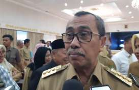 Pasca Dinyatakan Negatif Covid-19, Gubernur Riau Jalani Pemulihan