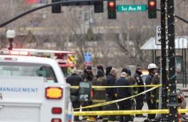 Peledakan Bom di Nashville, Pelaku Teridentifikasi Setelah Tewas