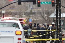 Peledakan Bom di Nashville, Pelaku Teridentifikasi…