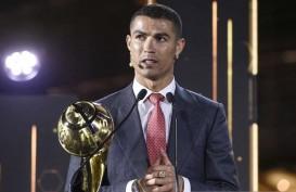 Ronaldo, Madrid, Guardiola Terbaik Abad Ini di Globe Soccer Awards