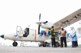 Pesawat N219 Nurtanio Mulai Komersialisasi Tahun Depan