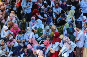 Tolak Omnibus Law, Buruh Ancam Demo di 18 Titik