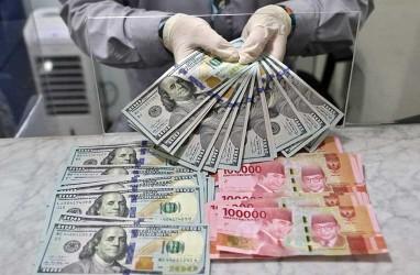 Efek Stimulus AS : Dolar Loyo, Rupiah Terkuat Kedua di Asia