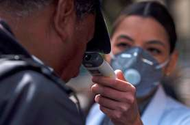 Vaksinasi Covid-19, Meksiko Suntik Lansia Mulai Januari…