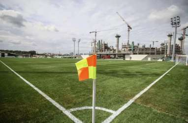 Anies Baswedan Resmikan 2 Lapangan Latihan Persija Jakarta