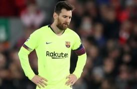 Messi Berikan Isyarat akan Pergi dari Barcelona