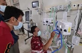 Bantu Pasien Covid-19, Sejumlah RS Terima Bantuan HFNC