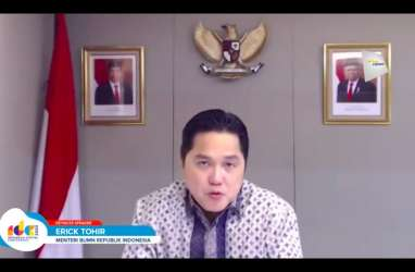 Erick Thohir Minta Perindo dan Perinus Segera Dimerger, Siapa Ya Holdingnya?