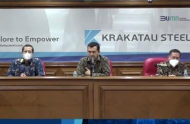 Dana PEN Rp2,2 Triliun untuk Krakatau Steel (KRAS) Segera Cair