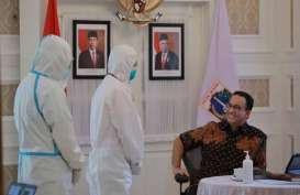 Gubernur DKI Jakarta Anies Baswedan Sembuh dari Covid-19