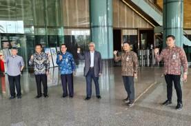 Mega Corpora Setor Modal Bank Bengkulu Rp100 Miliar