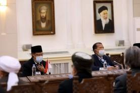 Jusuf Kalla Buka-Bukaan Soal Alasan Bantu Perdamaian…