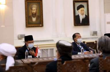 Jusuf Kalla Buka-Bukaan Soal Alasan Bantu Perdamaian Afganistan