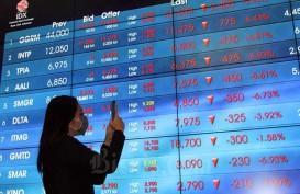 Rencana PSBB Bikin IHSG Merana Saat Bursa Asia Pesta Pora
