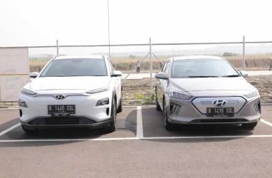Pemprov Jabar Resmi Gunakan Mobil Listrik Hyundai Sebagai Kendaraan Dinas