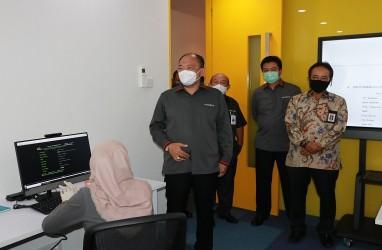Tingkatkan Kompetensi Karyawan, Bank DKI Resmikan Learning Center