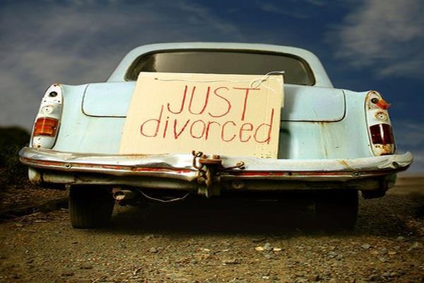 Ilustrasi perceraian - Istimewa