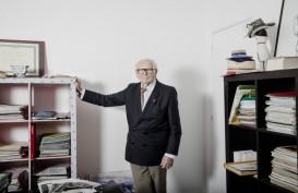 Desainer Legendaris Pierre Cardin Meninggal di Usia 98 Tahun