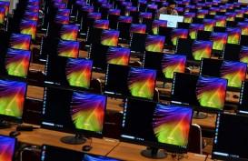 KELANGKAAN KOMPONEN PC : Pasar Komputer Tak Terdampak