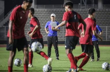 Pelatih Timnas Shin Tae-yong Tekankan Pentingnya Daya Tahan Tubuh