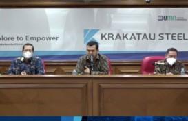 Dapat Dana Rp2,2 Triliun, Krakatau Steel (KRAS) Pacu Penjualan