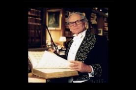 Berkarier Lebih dari 60 Tahun, Desainer Pierre Cardin…