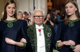 Perancang Busana Pierre Cardin Meninggal Pada Usia 98 Tahun