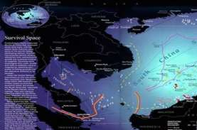 Drone Bawah Air Mirip Buatan China Terjaring Nelayan,…