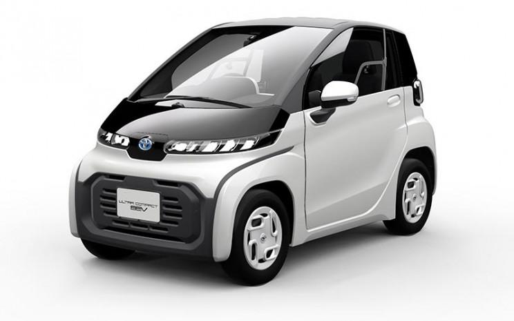 Toyota Indonesia Produksi Mobil Listrik 2023 Mobil Apa Otomotif Bisnis Com