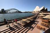 Cegah Covid-19, Warga Sydney Diminta Rayakan Tahun Baru di Rumah