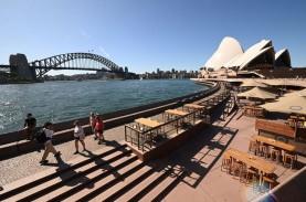 Cegah Covid-19, Warga Sydney Diminta Rayakan Tahun…